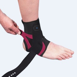 Alltex Medio Lateral Ankle Stabiliser Brace Sports